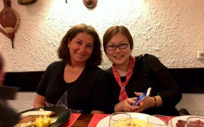 Meeting Chison à Genève