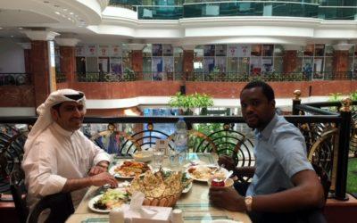 Rencontre Numelec Dubaï – Numelec Nigeria
