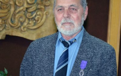 PALME ACADEMIQUE POUR NOTRE AGENT : S. STOYANOV