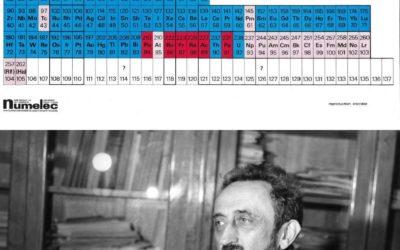 Francis Perrin et le tableau de Mendeleïv