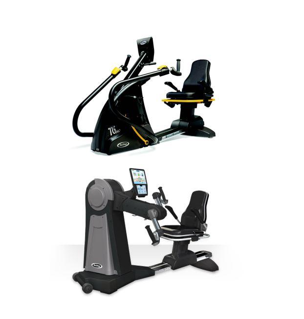 Deux nouvelles machines Nustep bientôt disponibles: T6 et UE8